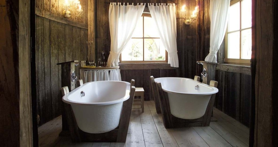 Hotelbad innerhofer ag bad und haustechnik s dtirol for Kleine design hotels deutschland