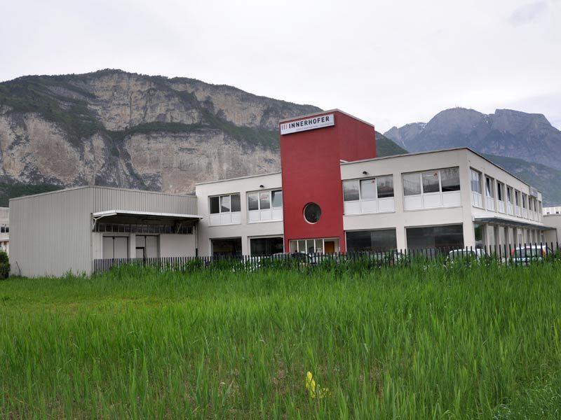 Filiale di trento innerhofer spa idrotermosanitari for Arredo bagno trento via maccani